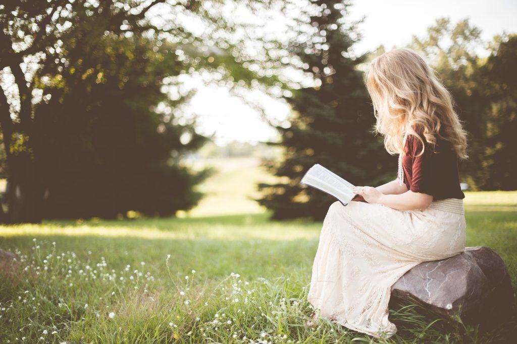 Wenn du fastest, hast du mehr Zeit zum Bibel lesen